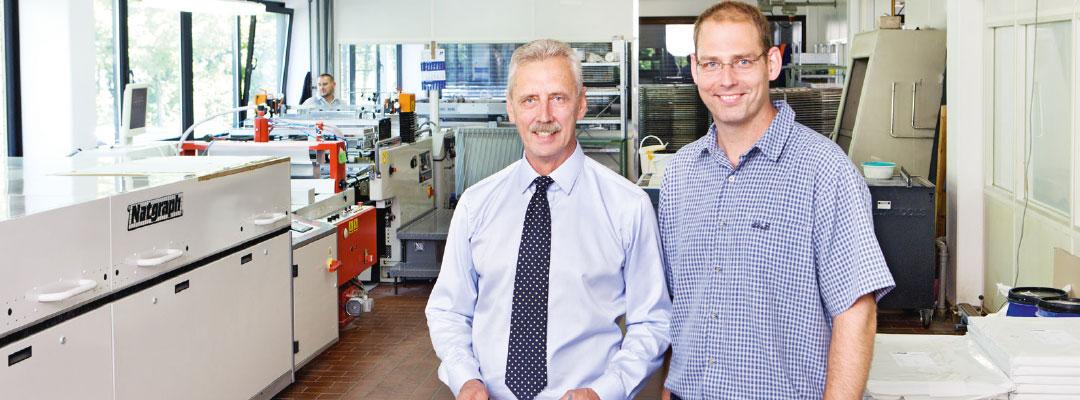 1990 von Kurt und Ingo Biess in München gegründet, lag die Ausrichtung des Unternehmens von Beginn an bei den Textil-Applikationen