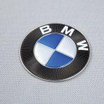 Textilveredelung für Automotive & Motorsport hier ein BMW Motorrad Logo