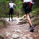Hochwertige Textilveredelung für Mode, Werbung und Sport hier ein Berglauf - der Zugspitz Ultratrail