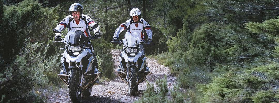Textilveredelung für Automotive & Motorsport hier ein BMW Motorrad Incentives