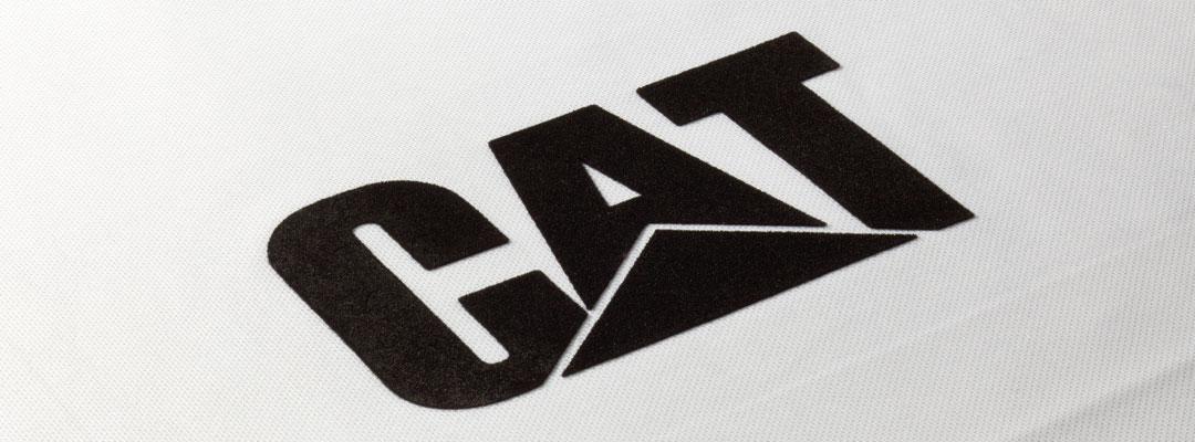 WIR ARBEITEN ZUSAMMEN MIT CAT