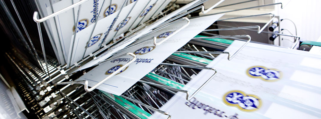Express orders in textile printing: speed, efficiency and reliability - just in time!